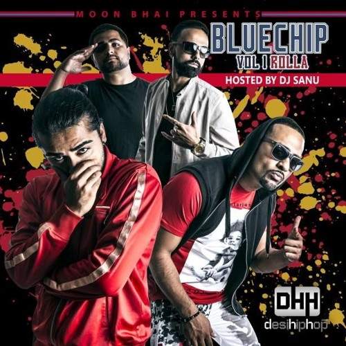 Rolla Mixtape Vol.1 - Blue Chip - Hosted by DJ Sanu