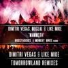 Dimitri Vegas, MOGUAI & Like Mike - Mammoth (BOOSTEDKIDS vs Monkey Bros Remix) Vs Kygo - Firestone