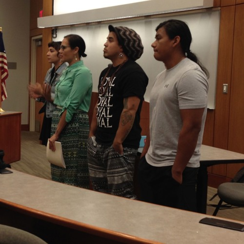 Interview with Indigenize OU organizers