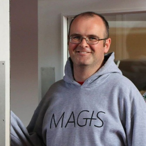 Niall Leahy speaks about Magis 2016