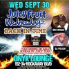 JUICY FRUIT WEDNESDAY 9.30.15