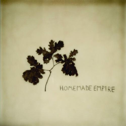 Homemade Empire - (I Am Barely Here)