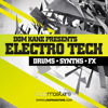 Dom Kane Presents Electro Tech from Loopmasters (531 samples)