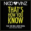 That's How You Know - Nico & Vinz Ft. Kid Ink & Bebe Rexha ( Joa Velozo Remix )