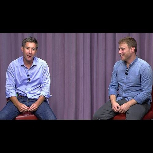 Stewart Butterfield, Andrew Braccia - Serendipity in Design and Entrepreneurship