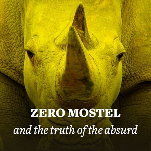 Zero Mostel and the truth of the absurd