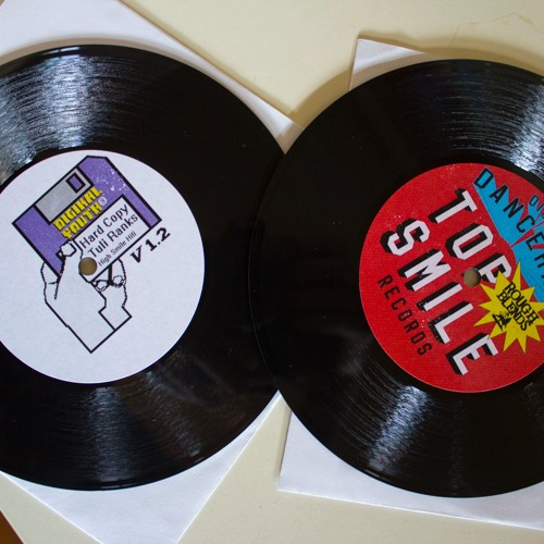 "HighSmile HiFi meets Digikal Youth - Hard Copy feat. Tuli Ranks (LIMITED 7"")"