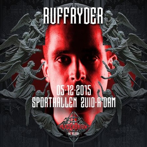 Sound Of Pandemonium - Ruffryder