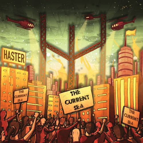 The Unscene - Haster