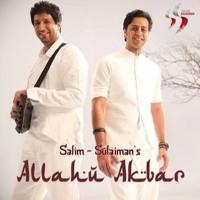 ALLAHU AKBAR Salim-Sulaiman