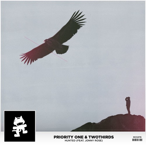 Priority One & TwoThirds - Hunted (feat. Jonny Rose)