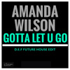 D.E.F & Amanda Wilson vs Capsule - Gotta let you go(D.E.F Edit)