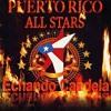 ECHANDO CANDELA Puerto Rico All Stars
