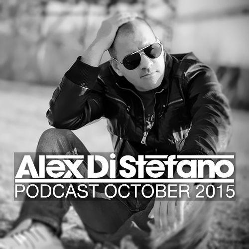 Alex Di Stefano Podcast October 2015
