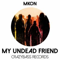 MKon - My Undead Friend