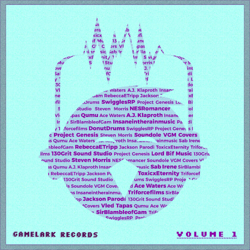 GameLark Records Volume 1