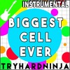 Agar.io Song- Biggest Cell Ever by TryHardNinja(Instrumental)