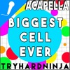 Agar.io Song- Biggest Cell Ever by TryHardNinja(Acapella)