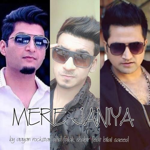 Mere Janiya By Falak Shabir & Aayan Rockstar Feat Bilal