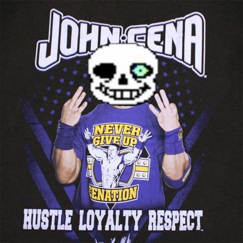 CENALOVANIA (UNDERTALE vs. John Cena)