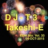 DJ T3 EDM Mix Vol 33