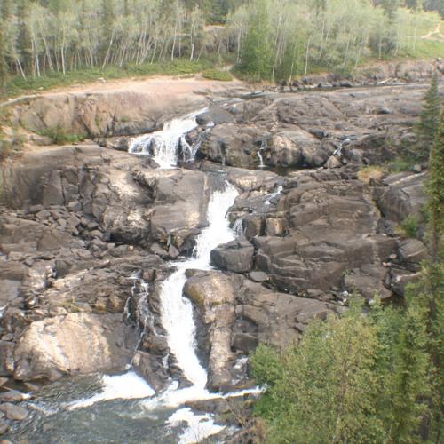 Reverie At Cameron Falls