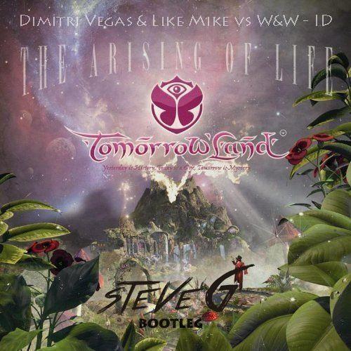 Dimitri Vegas & Like Mike Vs W&W - ID (Steve G Bootleg)