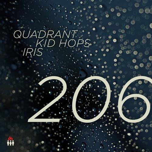 Quadrant + Kid Hops + Iris - Seasick
