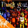 The Living Tombstone FNAF 1,2&3 song Remix (Project 1987)