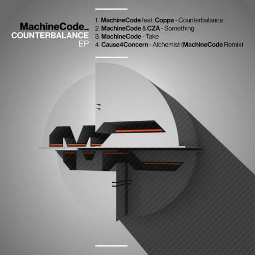 MachineCode - Counterbalance E.P. C4CDIGUK028 - AVAILABLE NOW!