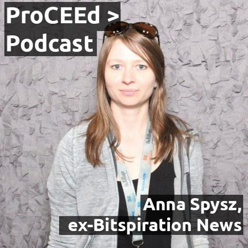 Episode #2 | Anna Spysz, ex-Bitspiration News