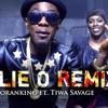 Patoranking feat Tiwa Savage - Girlie'O Remix Reagga by Serge Dj