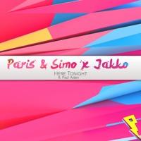 Paris & Simo - Here Tonight ft. Paul Aiden (Original Mix)