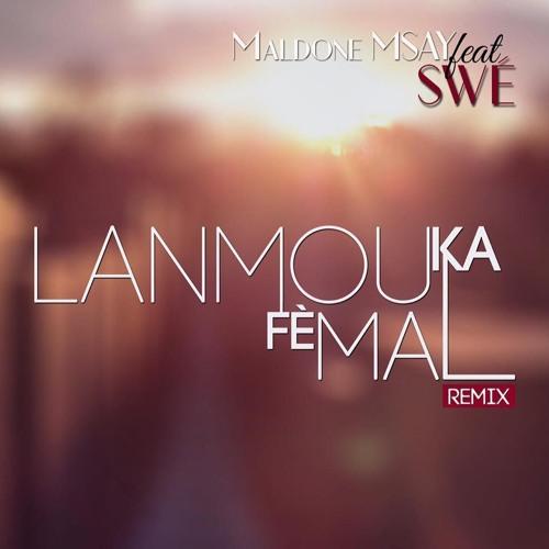 Lanmou Ka Fè Mal Remix - Feat Swé