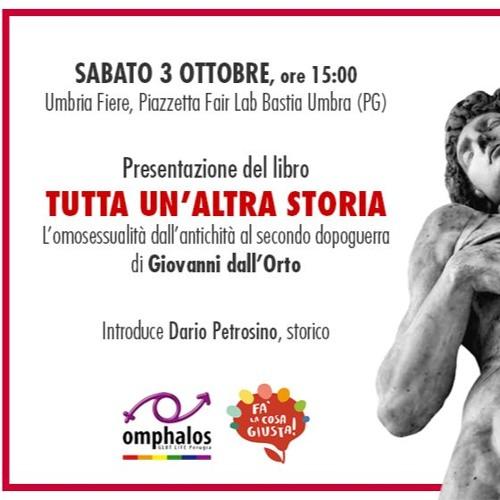 Presentazione Tutta Un'altra Storia A Perugia 3 Ottobre 2015