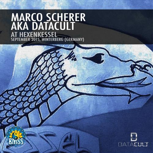 Marco Scherer aka Datacult at Hexenkessel [September 2015]