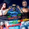 NA VIBE DA BATIDA  - MC BRITNEY  MC ROMANTICO Feat ALEX DJ MPC Portada del disco