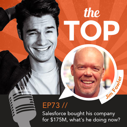 EP 73: Salesforce bought his company for $175m in 2010, What's he doing now?
