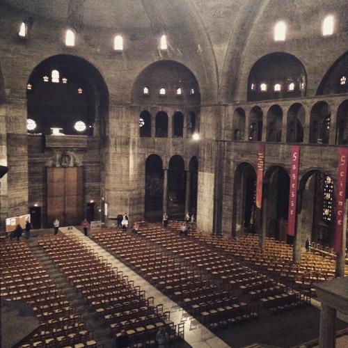 Paris Saint Esprit 04oct2015 organ improvisations