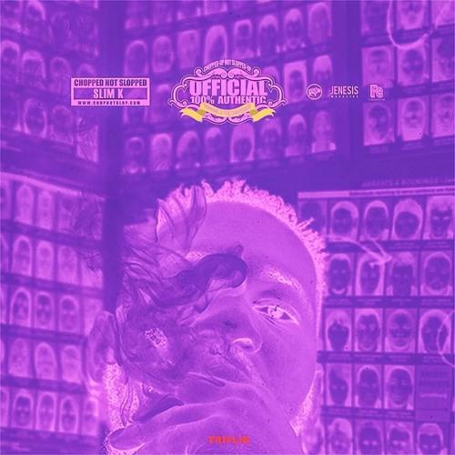 The FC (Flagrant City) x Slim K Presents Nickelus F - TRIFLIN' Chopped Not Slopped [ALBUM MIX]