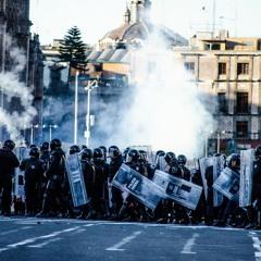 Sonidos chilangos: 2 de octubre, rumbo a la distopía. Audios de Palacio Nacional (voz hombre).