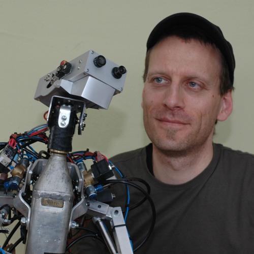 Daniel Imboden - die Musikroboter Petrol und Supermax