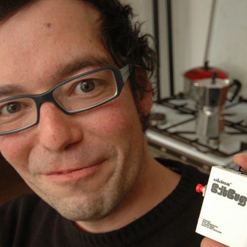 Michael Gianfreda: Eine DIY-Bassdrum in einer Handcrème-Dose