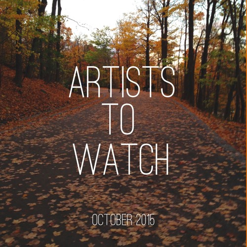 October 2015 -- Emerging Artists to Watch