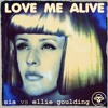 Love Me Alive (Sia vs Ellie Goulding)