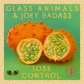 Glass Animals & Joey Bada$$ Lose Control Artwork