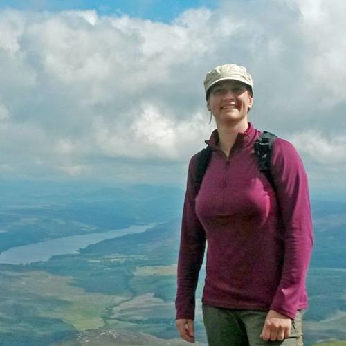 Jen Derr on her John Muir Trust Internship