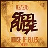Steel Pulse Live @ Chicago 2015