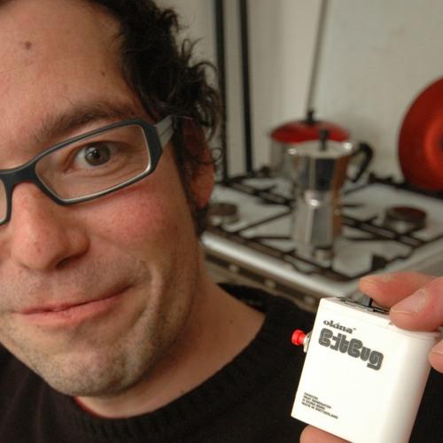 Michael Gianfreda: Bitbug und andere Klangmaschinen