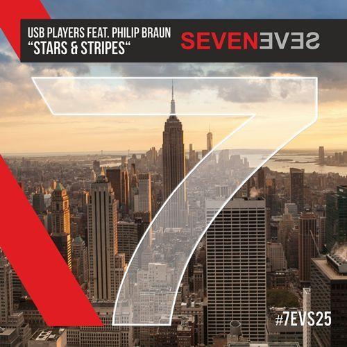 USB Players feat.Philip Braun - Stars & Stripes (Radio Edit)(7EVS25)